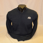 Makin Mens Sweater             10 Gauge Acrylic with Eagle