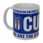 16/17 CUFC Mug