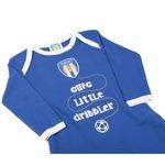 CUFC Little Dribbler Sleepsuit