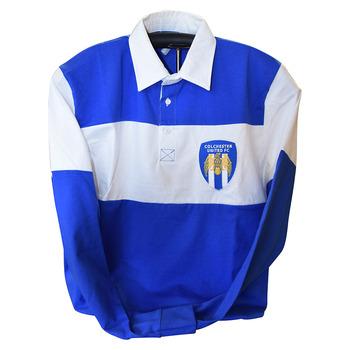 Retro Rugby Shirt