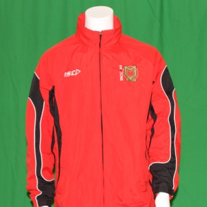 2011  ALL WEATHER JACKET RED