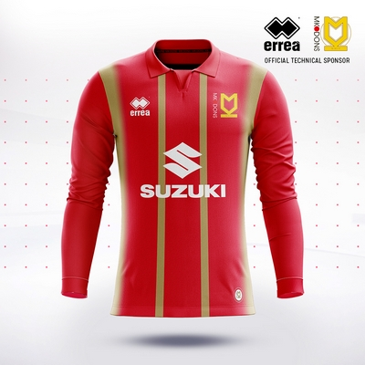 18s Away Kids Shirt L/S