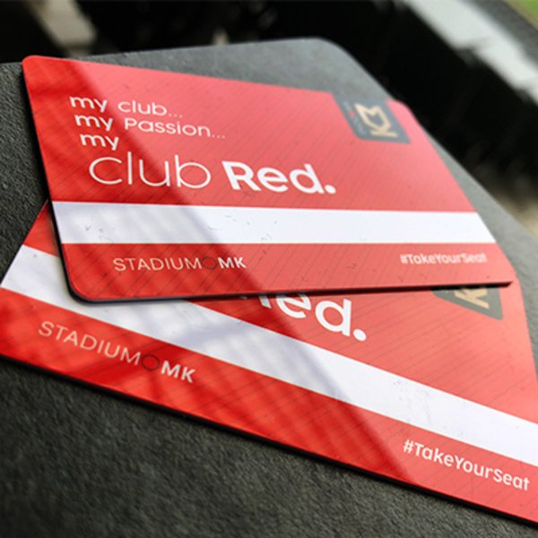clubRed Package for Two
