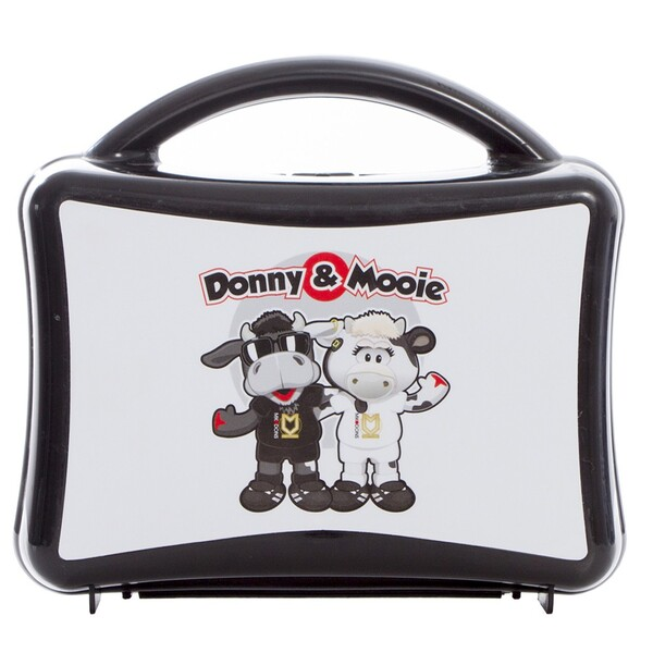 LUNCH BOX BLK