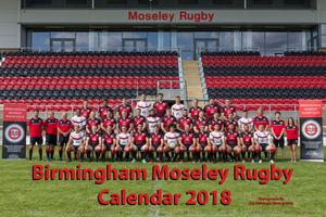 2018 1st XV Calendar