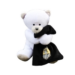 BLANKET BEANIE BEAR            CUDDLY TOY