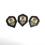 PACK OF 3 NCFC DART FLIGHTS