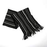 ICON STRIPED SCARF