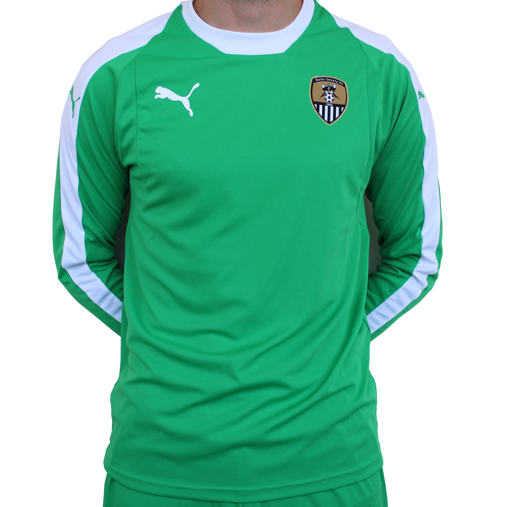 JUNIOR HOME GK SHIRT 1819      LONG SLEEVED