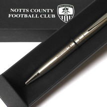 LUXURY BOXED PEN               MONOTONE CREST ENGRAVED