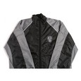 MENS FLEECE LINED JACKET       TONAL BADGE
