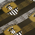 NCFC GIFT WRAP                 CLUB CREST SINGLE SHEET
