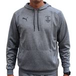 CASUAL PUMA HOODY              WITH TONAL BADGE