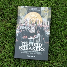 RECORD BREAKERS 1997/98        HARDBACK