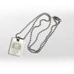 SS DOG TAG AND CHAIN