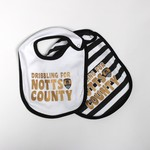 TWIN PACK BIBS                 DRIBBLING FOR NOTTS COUNTY