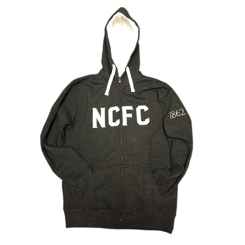 ADULT NCFC HOODY               1862 COLLECTION