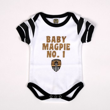 BABY VEST                      BABY MAGPIE NO 1