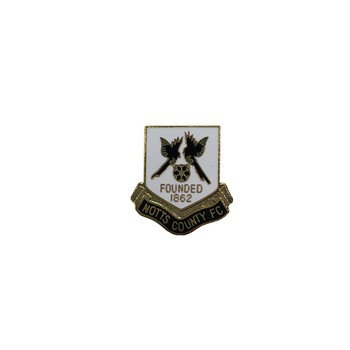 FOUNDED 1862 PINBADGE          SHIELD