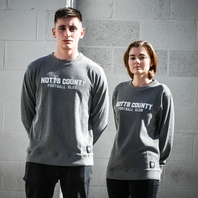 KNITTED JUMPER CREW NECK       NCFC 1862 COLLECTION