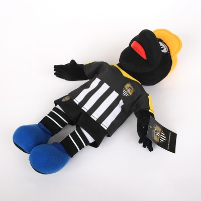 MAGPIE MASCOT CUDDLY TOY       IN FULL HOME KIT MEDIUM SIZE