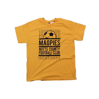 MAGPIES NOTTS COUNTY FC TEE