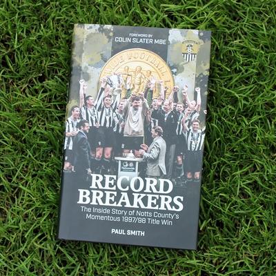 RECORD BREAKERS 1997/98        HARDBACK