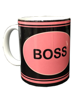 LADIES BOSS MUG
