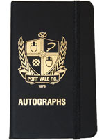DELUXE AUTOGRAPH BOOK