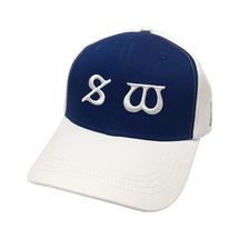 SW Blue/White Cap