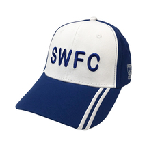 SWFC White Trim Cap