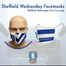 Sheffield Wednesday Face Covering