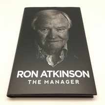 Ron Atkinson Autobiography