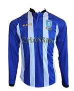 18/19 Adult Home Shirt LS
