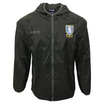 19/20 Rain Jacket Black