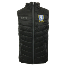 19/20 Travel Gilet Black