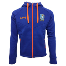 19/20 JNR Full Zip Hoody Royal