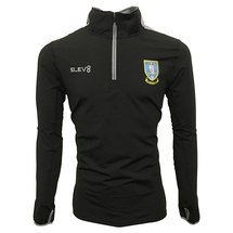 19/20 JNR Midlayer Black