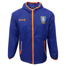 19/20 JNR Rain Jacket Royal