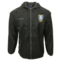 19/20 JNR Rain Jacket Black