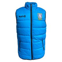 20/21 JNR Travel Gilet Blue