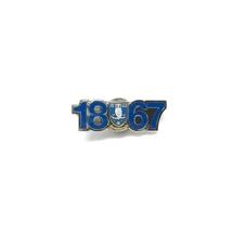 1867 Badge