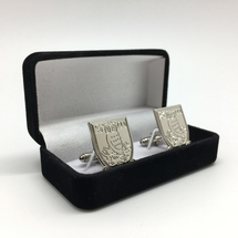 Chrome Cufflinks