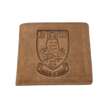 Executive Brown Leather Wallet