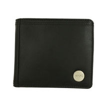 SWFC Black Leather Wallet