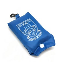 Shopping Bag with Clip + Pouch