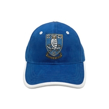Suedette Crest Cap