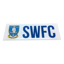 SWFC Back Window Sticker