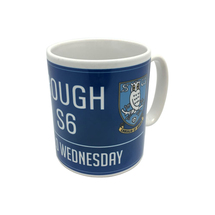 Hillsborough Stadium Sign Mug
