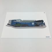 Hillsborough Postcard